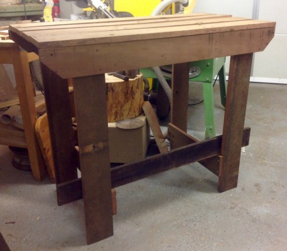 Sensational To Make A Workbench The Dutch Luthier Cjindustries Chair Design For Home Cjindustriesco