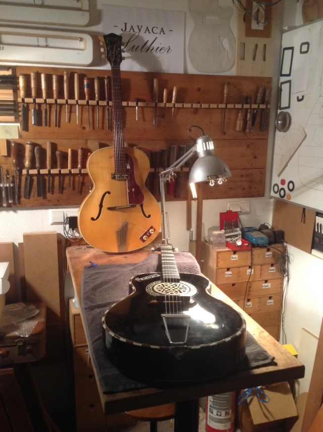 Hofner and Vox Humana